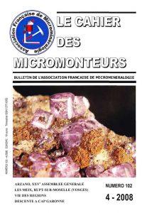 cahier des micromonteurs 102