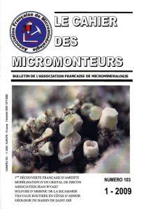 cahier des micromonteurs 103