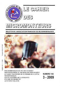 cahier des micromonteurs 105