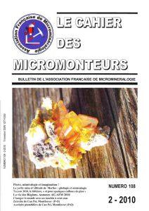 cahier des micromonteurs 108