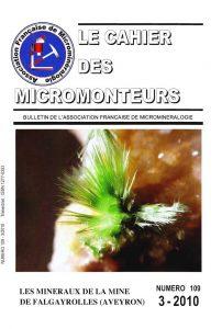 cahier des micromonteurs 109