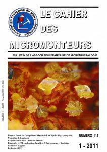 cahier des micromonteurs 111