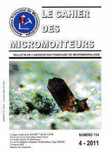 cahier des micromonteurs 114