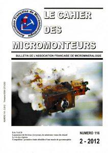 cahier des micromonteurs 116