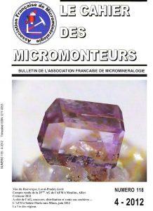 cahier des micromonteurs 118