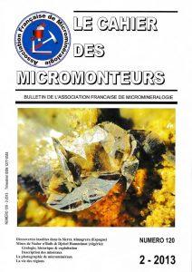 cahier des micromonteurs 120