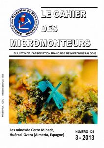 cahier des micromonteurs 121