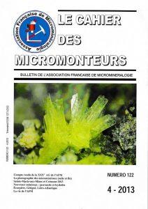 cahier des micromonteurs 122
