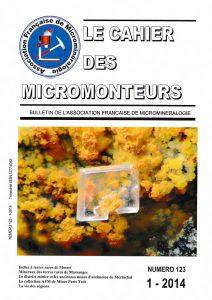 cahier des micromonteurs 123
