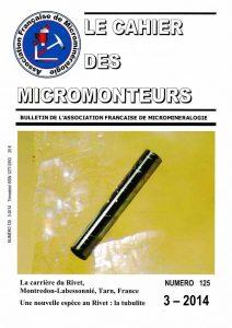 cahier des micromonteurs 125