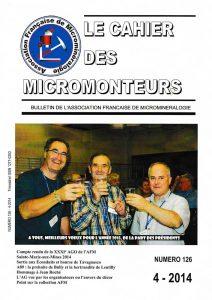 cahier des micromonteurs 126