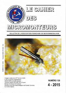 cahier des micromonteurs 130