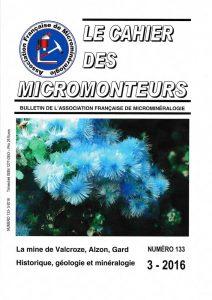 cahier des micromonteurs 133