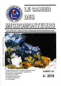 cahier des micromonteurs 134