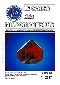 cahier des micromonteurs 135
