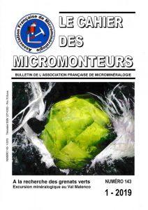cahier des micromonteurs 143