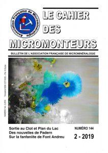 cahier des micromonteurs 144