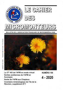 cahier des micromonteurs 150