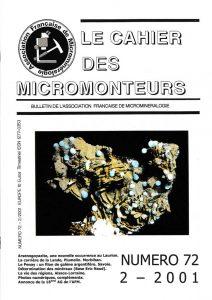 cahier des micromonteurs 72