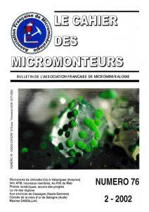 cahier des micromonteurs 76
