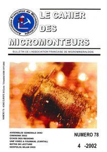 cahier des micromonteurs 78