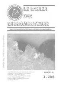 cahier des micromonteurs 82