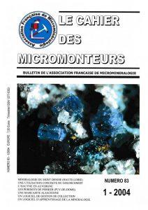cahier des micromonteurs 83