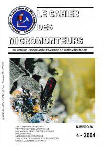 cahier des micromonteurs 86