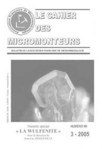 cahier des micromonteurs 89