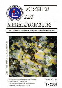 cahier des micromonteurs 91