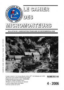 cahier des micromonteurs 94