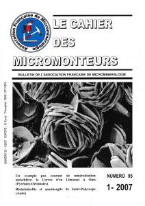 cahier des micromonteurs 95