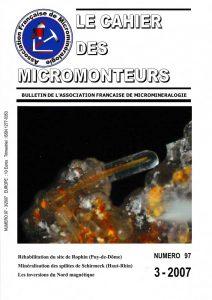 cahier des micromonteurs 97